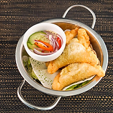 Mummy Curry Puff (4 pcs)