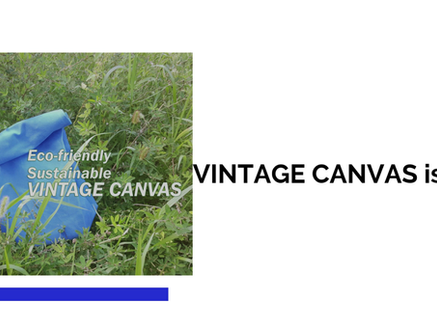 VINTAGE CANVAS is