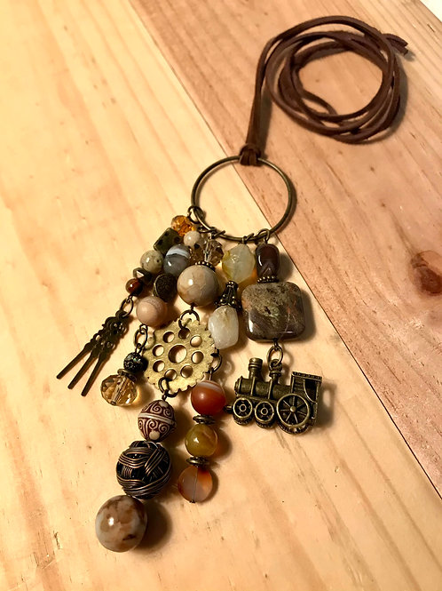 Choo Choo Necklace