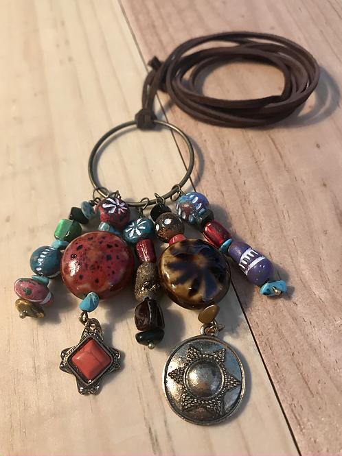 Vintage Sunshine Necklace