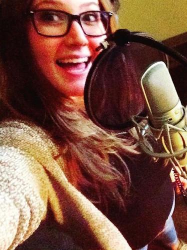 Recording at Naropa University