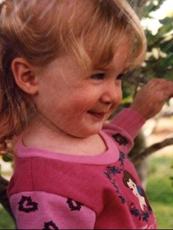 Three Year Old Me