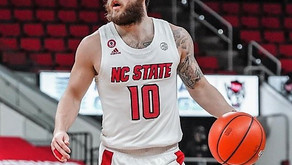 EKU Signs Graduate Transfer Braxton Beverly from NC State