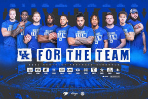 UK Football Posters Available At Area Kroger Locations Beginning Saturday