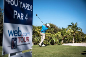 Former Wildcat Golfer Chase Parker Finishes Fourth In The Bahamas