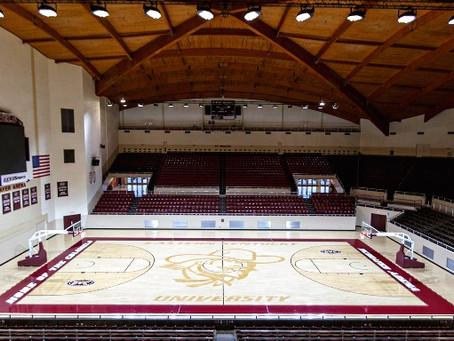 EKU Unveils New Court in McBrayer Arena in Richmond