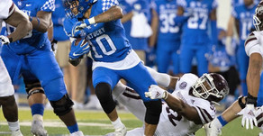 SHANE SHACKLEFORD: Cats Get Defensive to Earn First SEC Victory