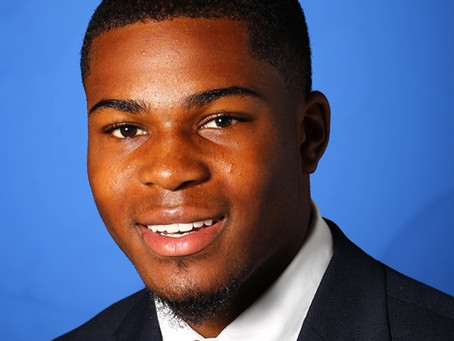 Kentucky's Newest Star Garrett Johnson Named SEC Freshman of the Week; Cats To Play Vanderbilt At No