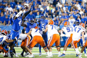 Paschal Named SEC Co-Special Teams Player of the Week
