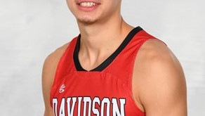 Davidson High-Scoring Standout Kellan Grady Transfers To UK