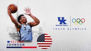 Ex-Cat Keldon Johnson Added To U.S. Olympic Roster