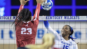 VOLLEYBALL: Kentucky Claims 4th Straight SEC Title