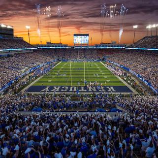Kentucky Fined $250,000 For SEC Violation At Kroger Field