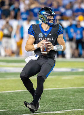 Will Levis Selected National Offensive Player of the Week