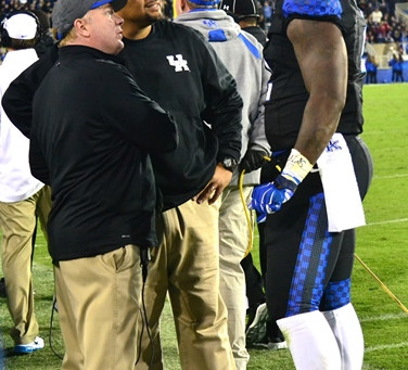 Bud Dupree Named SEC Defensive Lineman of the Week; Stoops, Brown, Kemp to be featured on SEC Networ