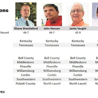 PIGSKIN PREDICTIONS:  Panel Likes Kentucky Over LSU