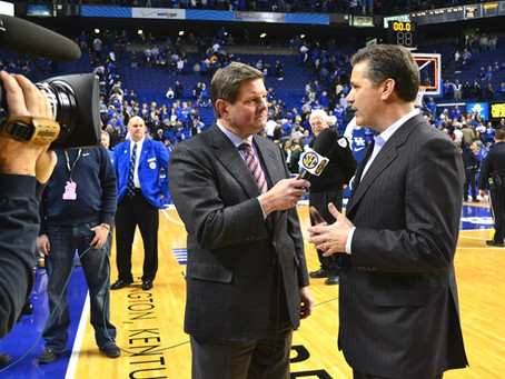JAMIE H. VAUGHT:  Former UK Assistant Joe Dean Jr. Has Fond Memories of UK