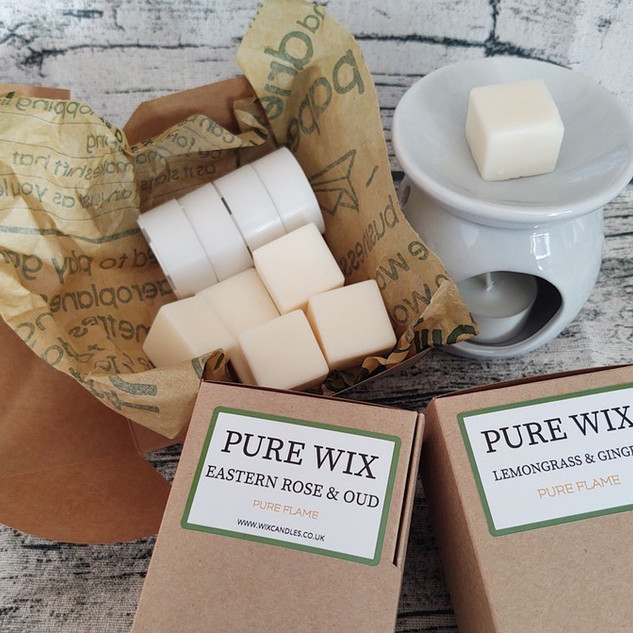 Wix Candles
