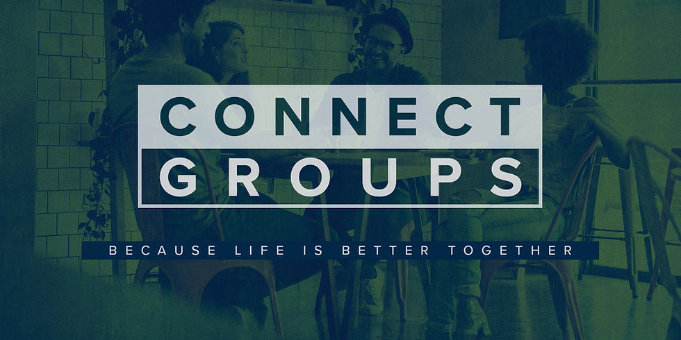 65+ Connection Group Meeting