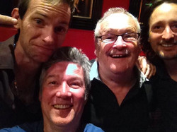 with Bobby Ball! (Boisdale)