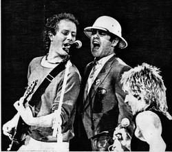 Jim, Elton John & Rod