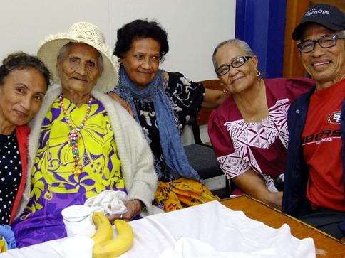 Atafu descendants  gather to write genealogy