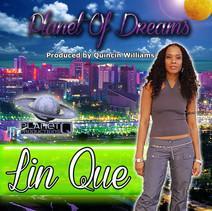 Lin Que CD Cover