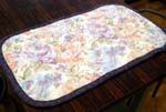 タオルでマット作り