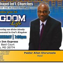 Kingdom Life Flyer