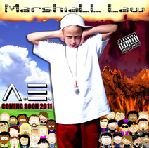 Marshall Law CD Cover