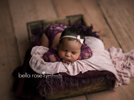 {The Best Stages to Have Your Baby Photographed} Chesapeake, Virginia Newborn and Baby Photographer