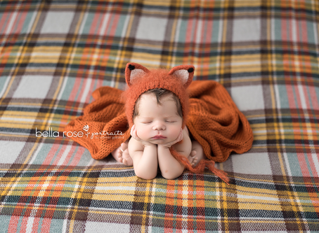 Chesapeake, VA Newborn and Baby Photographer {Ronan}