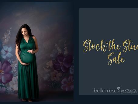 {Maternity Stock the Studio Sale} Chesapeake, Virginia Newborn and Baby Photographer