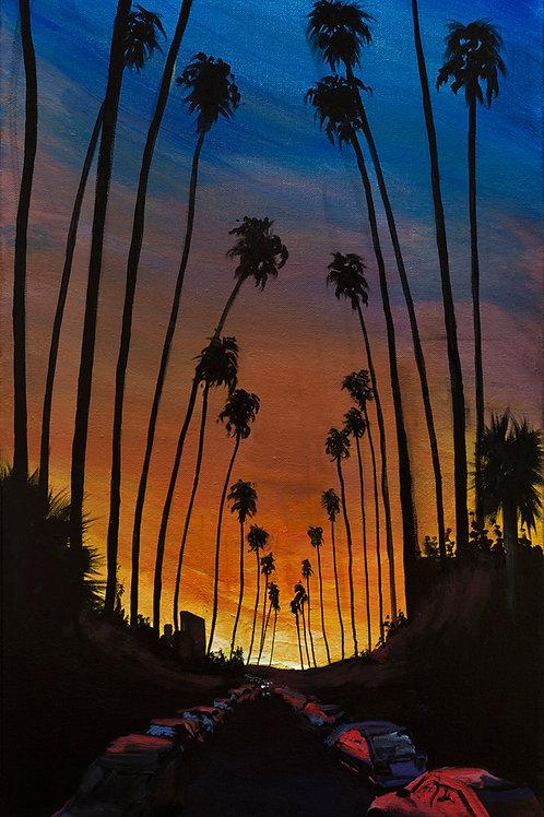 Beverly Hills | Photographic Print