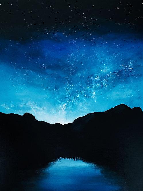 Night Sky | Photographic Print