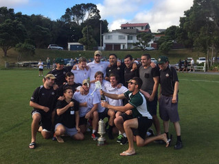 Premier Men collect first Pearce Cup win