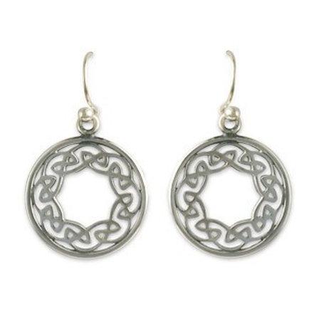 Sterling Silver Petra Earrings