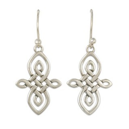 Sterling Silver Ionia Earrings