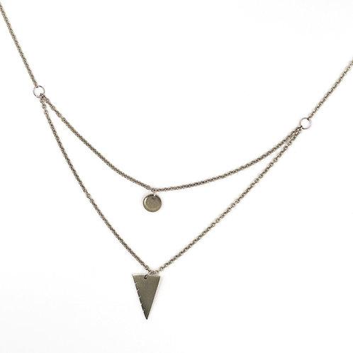 Her Future Pendant Necklace