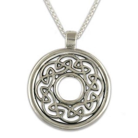 Sterling Silver Petra Pendant