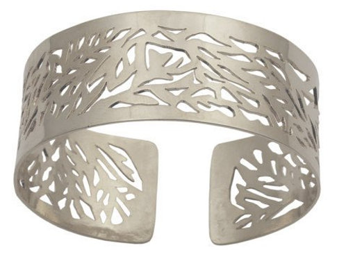 Sterling Silver Resilience Bracelet