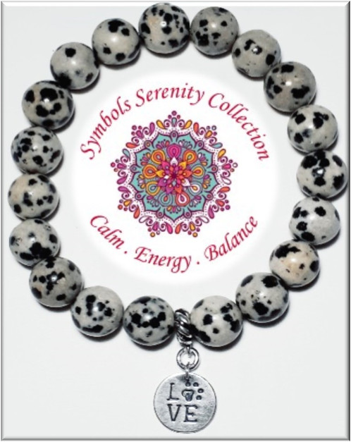 Paws For A Cause I Love Dogs Bracelet