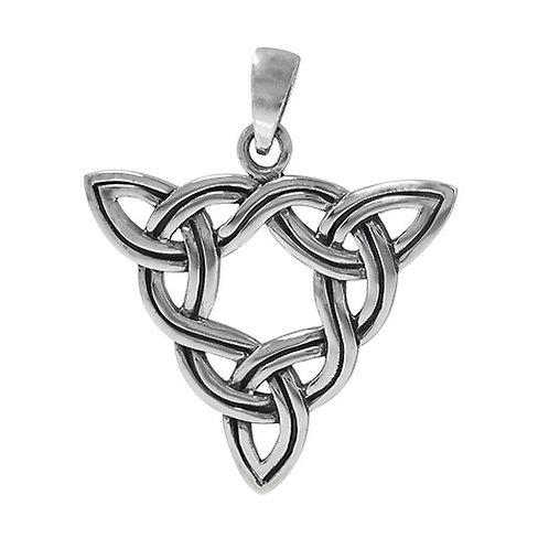 Sterling Silver Celtic Knot Pendant