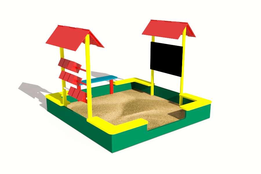 песочный дворик школа