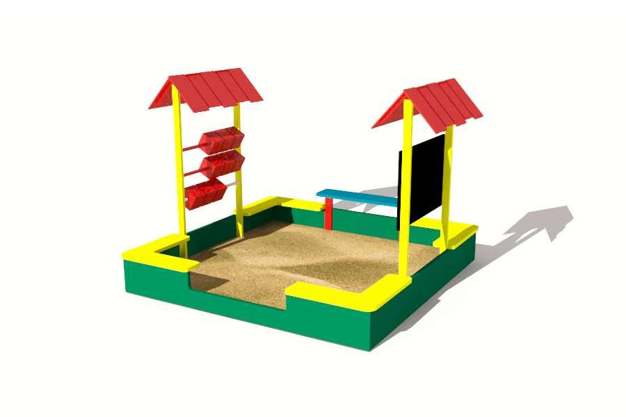 песочница со счетами