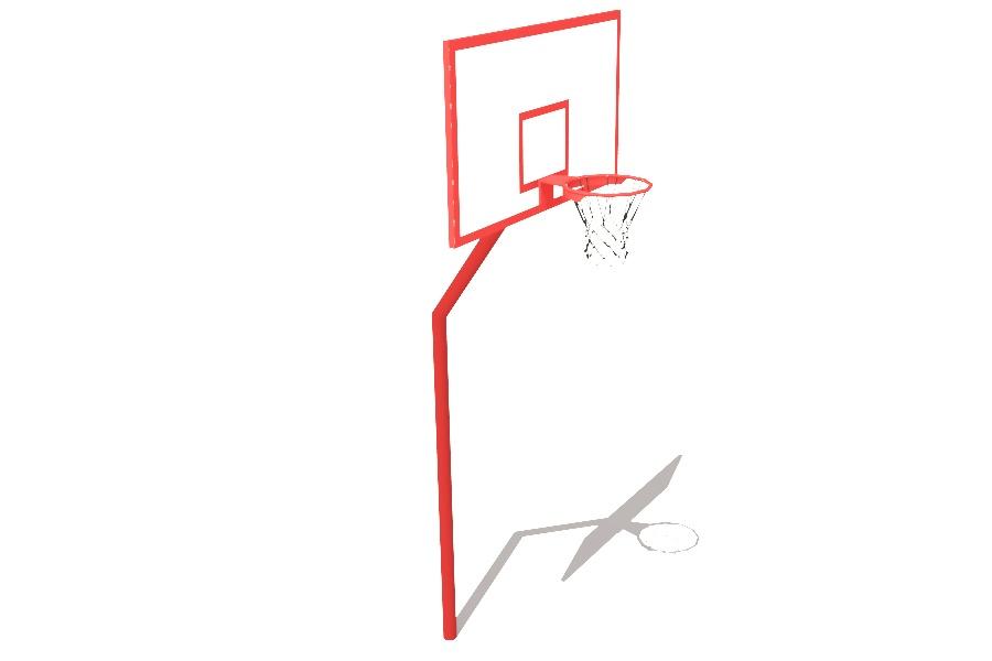 стойка баскетбольная вынос 1.2
