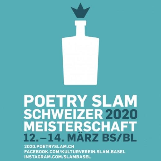 Poetry Slam Schweizer Meisterschaft Halbfinale