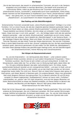 Trommeln & Schamanismus