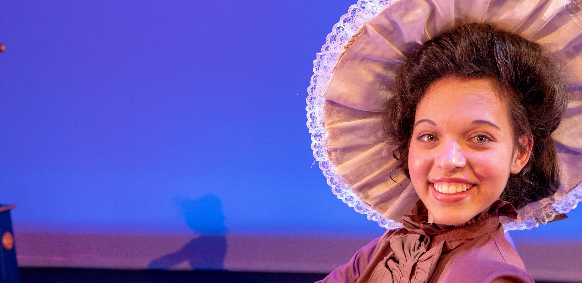 Hello Dolly! - Ensemble Member with Hat, Parasol, and Gloves