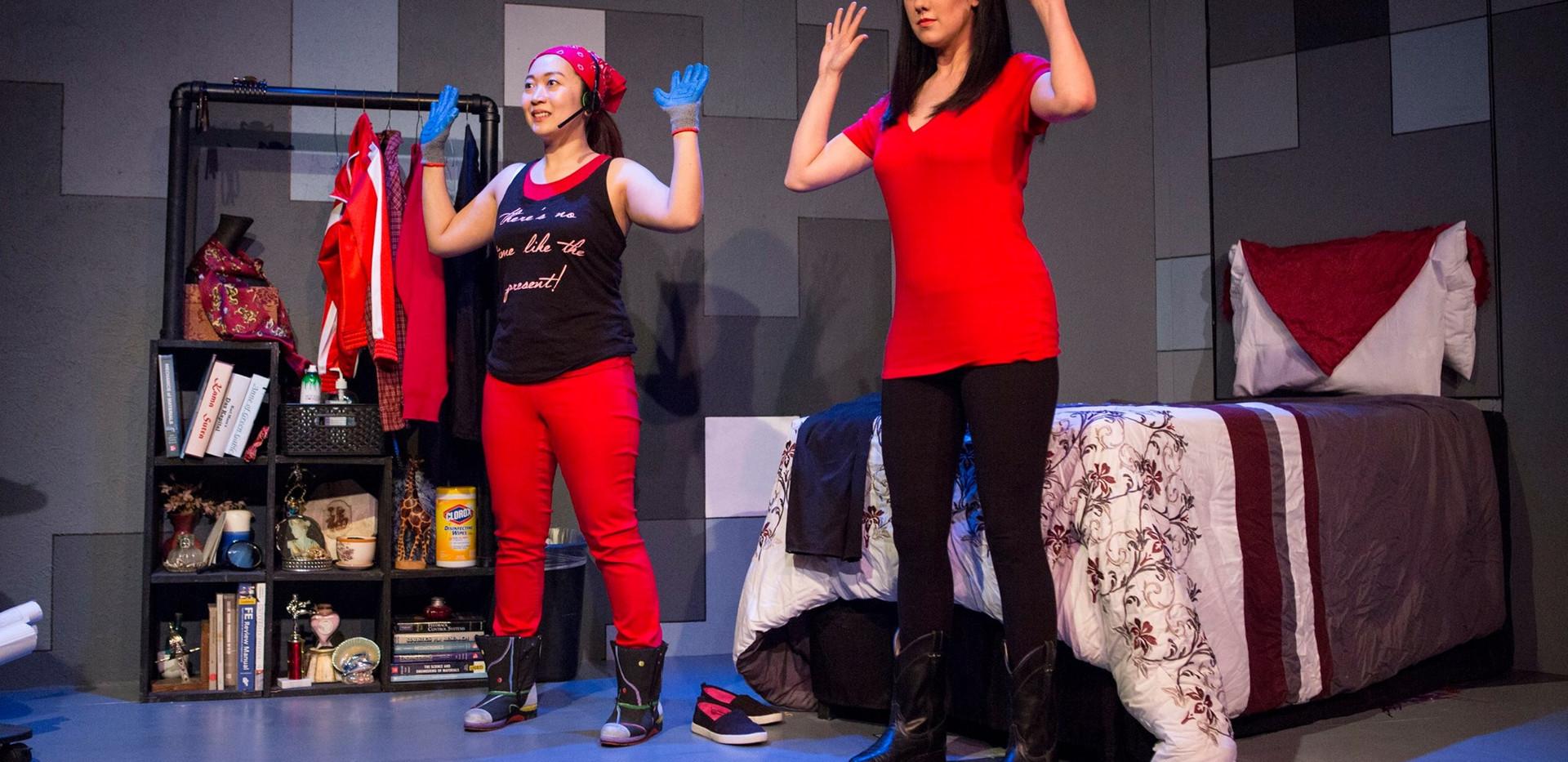 The Intelligent Design of Jenny Chow - Jennifer and Jenny